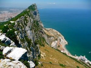 GIBRALTAR / GATE TO THE MEDITERRANEAN
