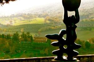 SAN GIMIGNANO, ITALY / SERENITY
