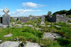 INISHMORE, IRELAND | SEVEN CHURCHES CEMETERY