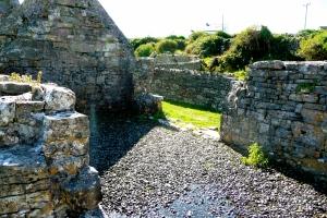 INISHMORE, IRELAND   SEVEN CHURCHES